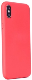 Mocco Soft Magnet Case For Huawei Mate 20 Lite Red