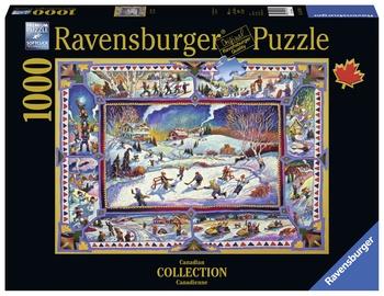 Ravensburger Puzzle Canadian Winter 1000pcs 197590