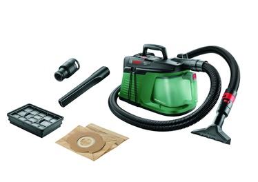 Statybinis siurblys Bosch Green Easyvac 3, 700 W, 3 l