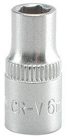 Yato Hexagonal Socket 1/4'' 6mm
