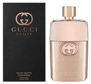 Tualettvesi Gucci Guilty Pour Femme 50ml EDT
