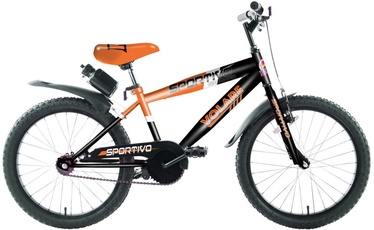 "Bērnu velosipēds Volare Sportivo, oranža, 20"""
