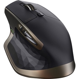 Logitech Wireless Mouse MX Master for Business Black/Brown