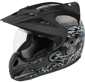 Icon Helmet Variant Vitriol Multicolor M