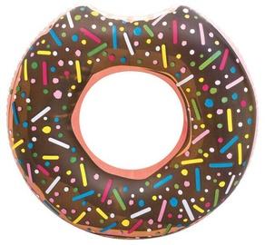 Надувное колесо Bestway Donut, коричневый, 1070 мм