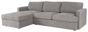 Home4you Corner Sofa York LC Light Grey