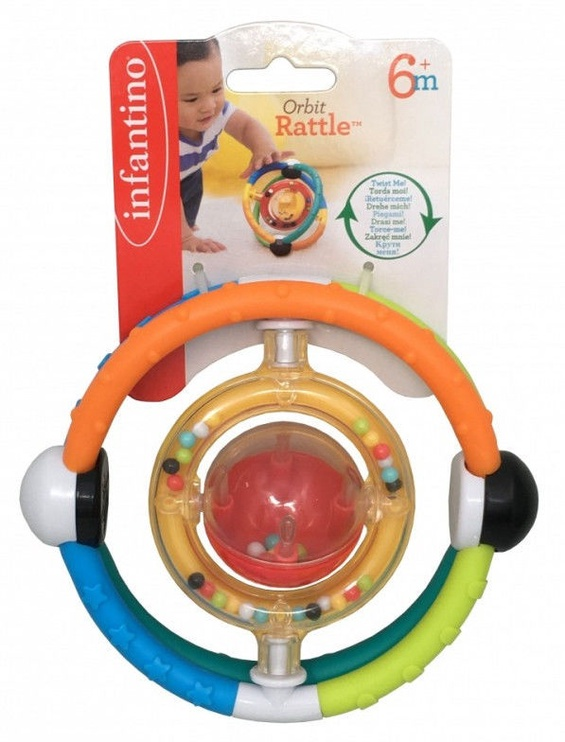 Infantino Rattle Planet With Orbit