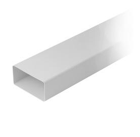 KANĀLS PLASTMASAS K110X55MM, 0.5M (EUROPLAST)