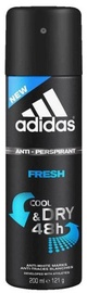 Adidas Fresh Cool & Dry 72h 200ml Antiperspirant