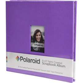 Polaroid Album For 160 Photos Purple