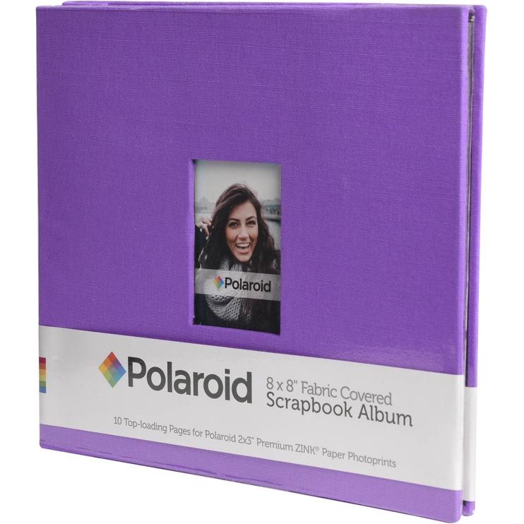 Polaroid Album For 160 Photos Purple