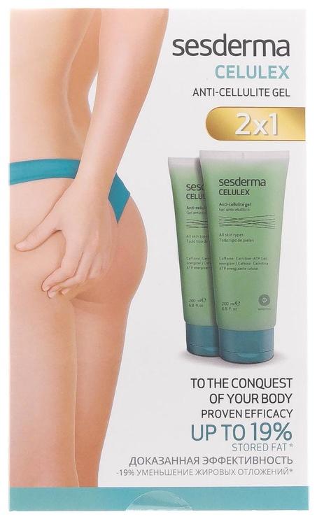Sesderma Celulex Anti Cellulite Gel 2x200ml