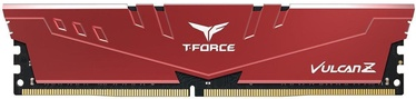 Operatīvā atmiņa (RAM) Team Group T-Force Vulcan Z Red TLZRD48G2666HC18H01 DDR4 8 GB