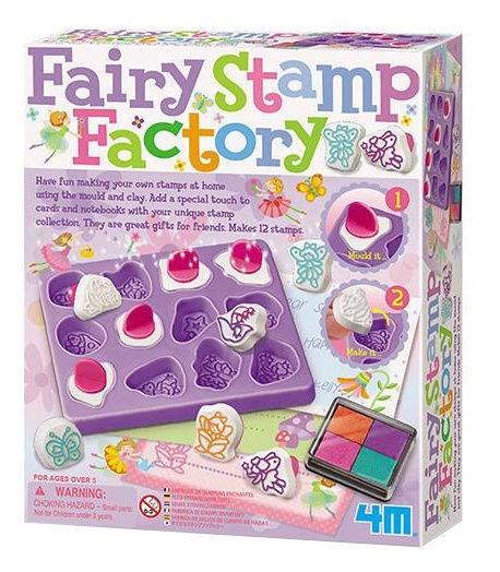 Antspaudukai 4M Fairy Stamp Factory 4652