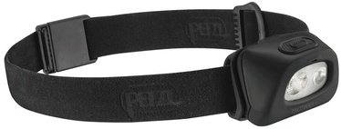 Petzl Tactikka Plus Black