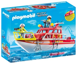Constructor playmobil cityaction 70147