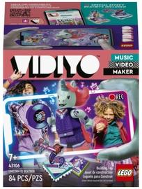 Конструктор LEGO Vidiyo Битбокс Диджея Единорога 43106