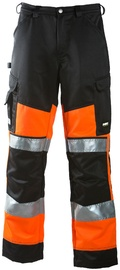 Dimex 6020 Trousers Orange/Black 48