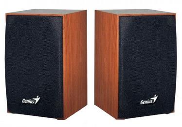 Genius SP-HF160 Speakers Wooden