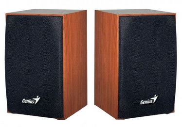 Genius SP-HF160 Speakers Wooden