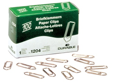 Durable Paper Clips 100pcs 32mm