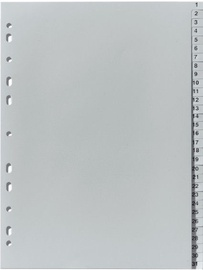 Herlitz Index 10843712 1-31 Grey