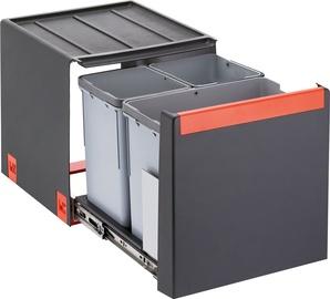 Atkritumu šķirošanas sistēma Franke Cube 40, 7
