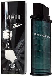 Tualetes ūdens Real Time Black Warrior 100ml EDT