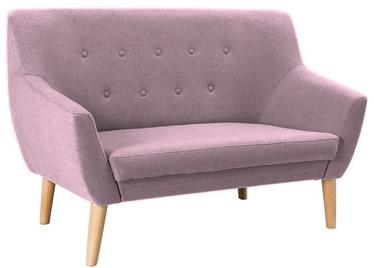 Signal Meble Nordic Sofa 2 Cablo 12 Pink