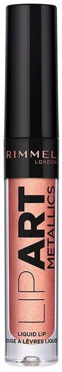 Rimmel London Lip Art Metallics 2ml 40