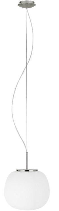 Eglo Balmes 39168 Ceiling Lamp 60W E27 Nickel