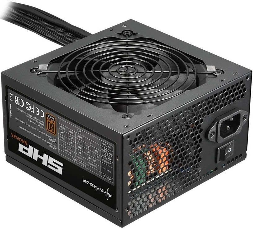 Sharkoon SHP Bronze PSU 600W