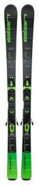 Elan Skis Element Green LS EL 10.0 GW Black/Green 160