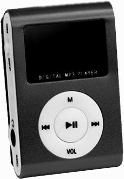 Музыкальный проигрыватель Setty Super Compact GSM014537, черный, 0 ГБ