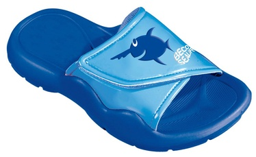 Beco 90022 Sealife Slippers Blue 29-30