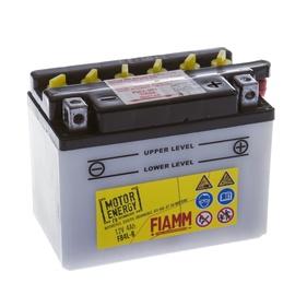 Akumuliatorius Fiamm Moto, FB4L-B, 4 Ah, 40 A, 12 V