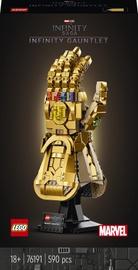 Конструктор LEGO Marvel Перчатка бесконечности 76191, 590 шт.