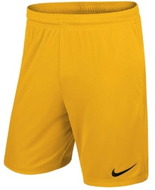 Nike Junior Shorts Park II Knit NB 725988 739 Yellow XS