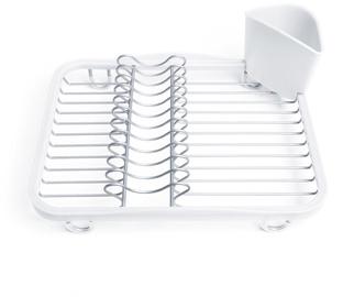Сушилка для посуды Umbra Sinkin Dish Dryer White