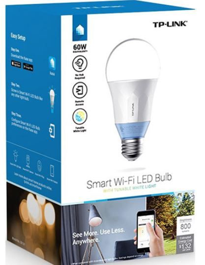 TP-Link Wireless LED Light Bulb