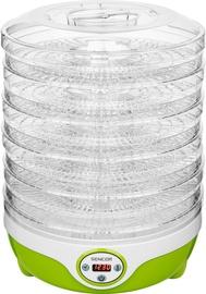 Сушилка для фруктов Sencor SFD 851 Green, 240 Вт