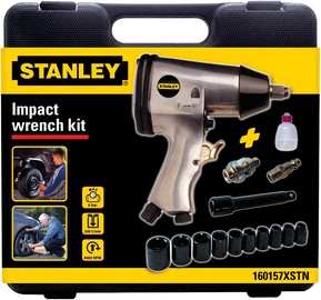 Stanley Pneumatic Impact Wrench Kit