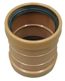 Āra kanalizācijas cauruļu dubutuzmava Wavin D160mm, PVC