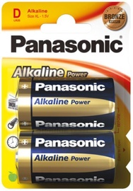 Panasonic Evolta D / LR20 Alkaline Battery x 2