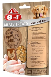 8in1 Meaty Treats Freeze Dried Chicken 50g