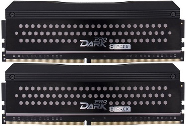 Team Group Dark Pro 8Pack Edition Grey 32GB 3200MHz CL14 DDR4 KIT OF 2