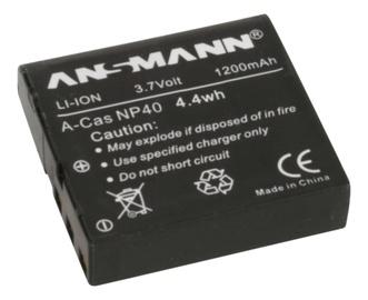 Ansmann A-Cas NP-40 1200mAh