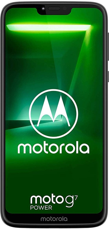 Motorola Moto G7 Power Dual 64GB Black