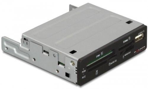 Delock Delock 3.5″ USB 2.0 Card Reader 5 slot+1xUSB 2.0