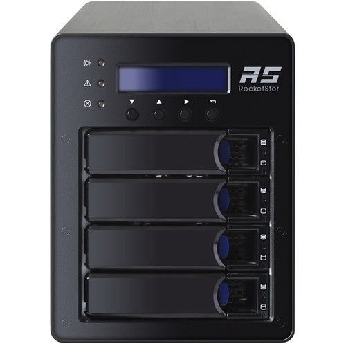 HighPoint eNVMe SSD6540 Bay
